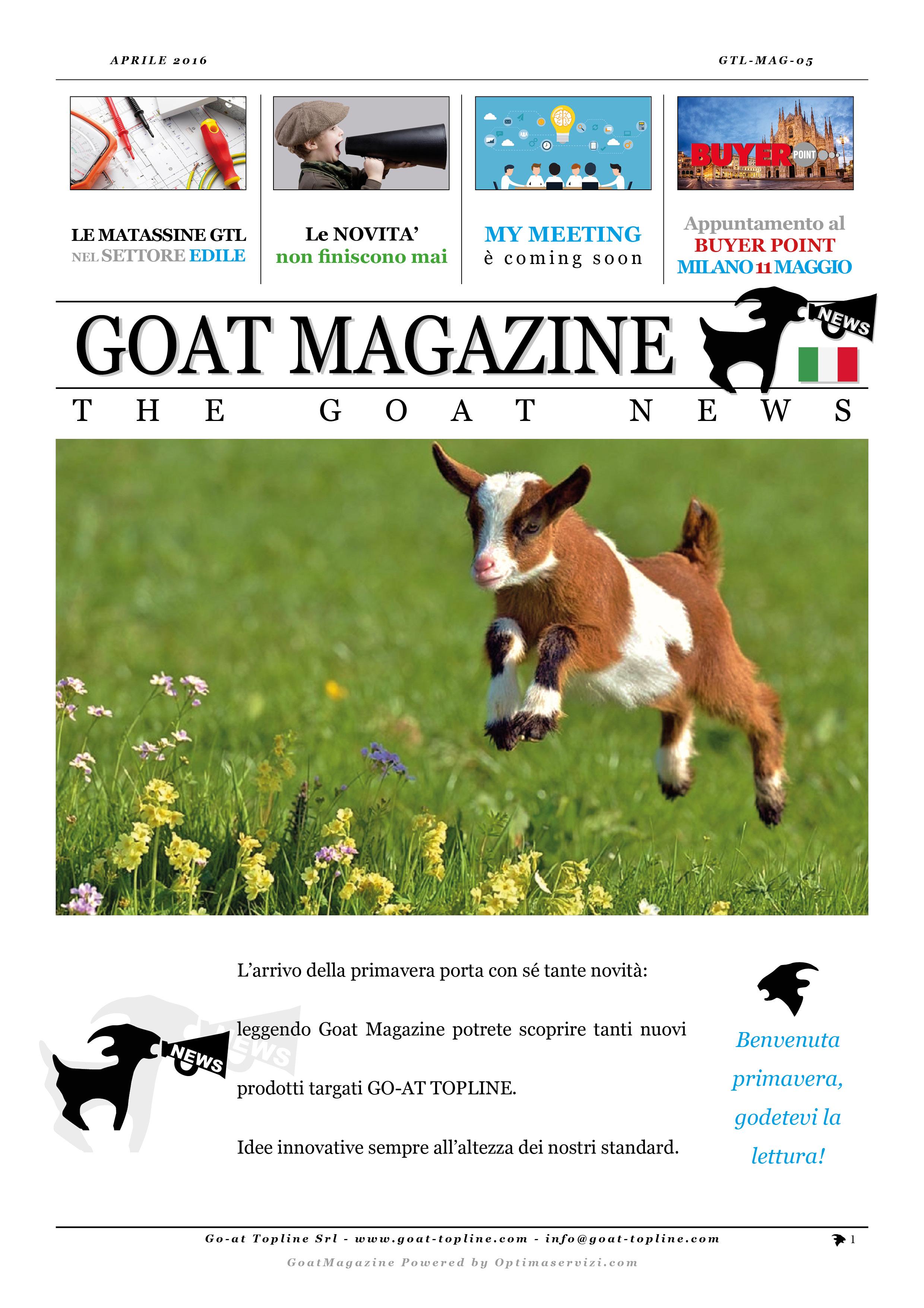 GTL-MAG05 -PUBBLICO- Aprile 2016 - ITA