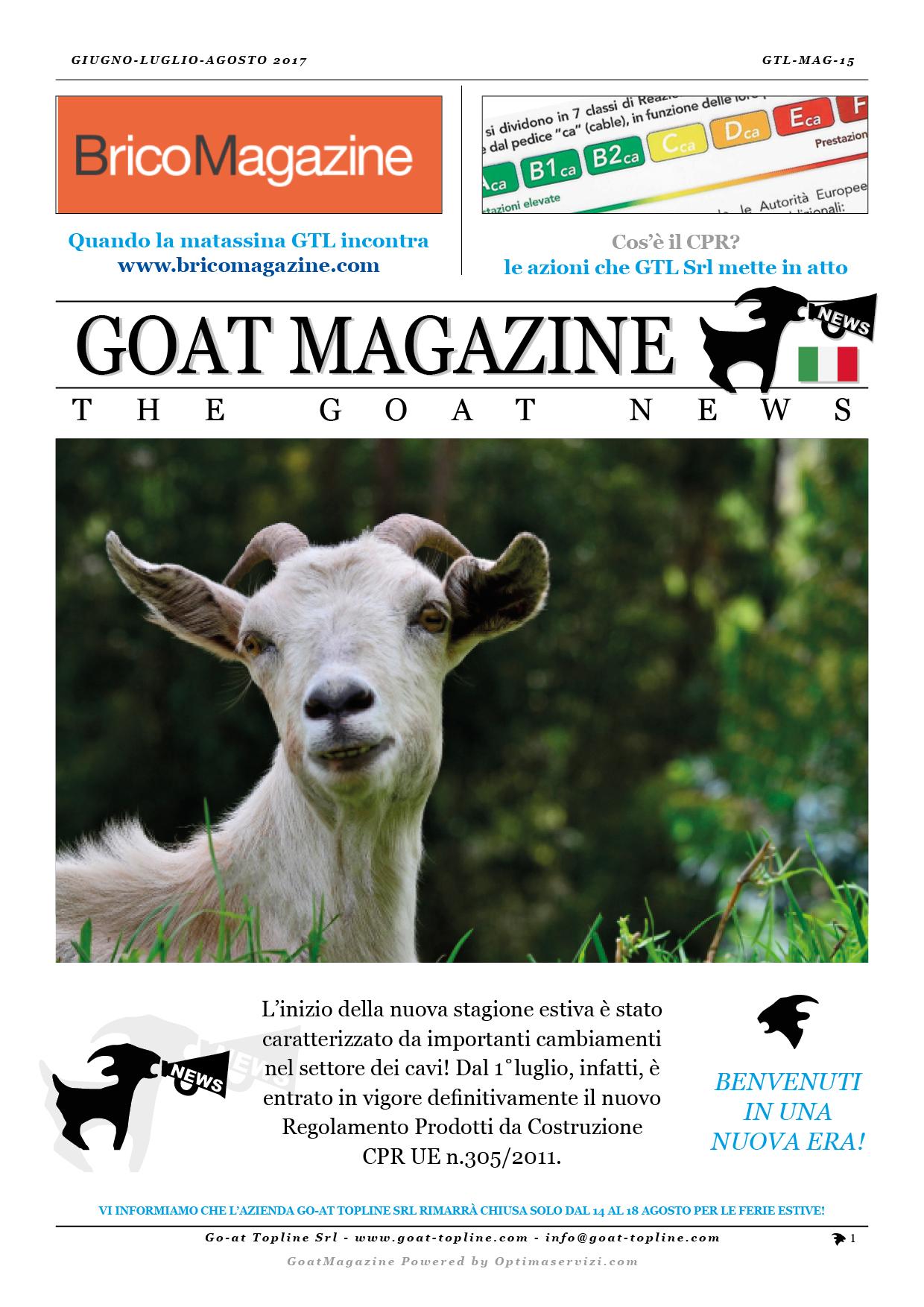 GTL-MAG16 -PUBBLICO- Giugno-Luglio-Agosto 2017 - ITA